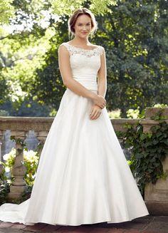 Lea-Ann Belter Bridal Belle Epoque 2015 Collection - Design Hazel