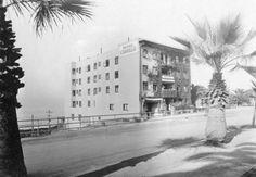 The Wilson-Acton Hotel, La Jolla, 1908, Irving Gill, architect