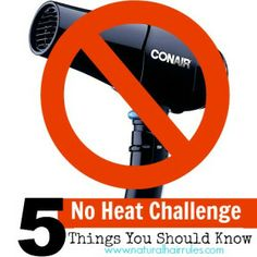 No Heat Challenge: 5 Things You Should Know