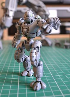 Beasts of War | Groups | Hobby & Painting Town Square | Forum | Kitbash and Conversion – Knight Update & Light Box