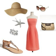 Cruise Outfit. Without hat though