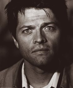 """I mean, he's kind of like a big puppy. And it's precious. Why Castiel Is Everyone's Favorite On """"Supernatural"""""""