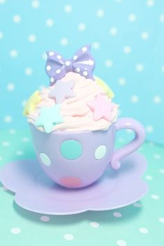 Vintage shabby chic home decor Pastel unicorn color pink blue light violet green mint beautiful colorful kawaii things objects cute orange yellow Pretty Pastel, Pastel Pink, Pink Blue, Soft Colors, Pastel Colors, Imagenes Color Pastel, Pastel Candy, Pastel Palette, Girly