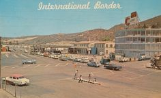 https://flic.kr/p/faooJ6 | International Border - Tijuana, Baja California | The United States and Mexican border, where thousands of cars pass daily upon entering the US through Tijuana, BC, Mexico, the most visited city in the world