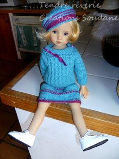 55. English and French PDF KNITTING PATTERN 2 are by soudane, $9.00