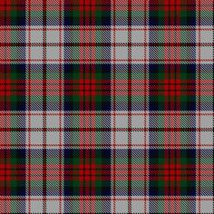 Information from The Scottish Register of Tartans #MacDuff #Red #Tartan