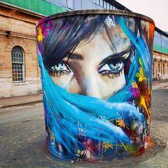 By Matt Adnate  #gallery #artist #art #streetart
