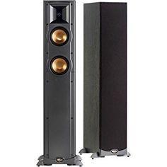 Klipsch Reference RF-10 Dual 4.5-inch Two-Way Floorstanding Speaker (Single) $149 - http://www.gadgetar.com/klipsch-reference-rf-10-dual-4-5-inch-two-way-floorstanding-speaker-single/