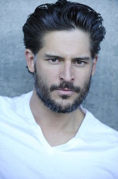 Joe Manganiello.  I totally picture Joe as Zane Garrett