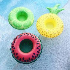 Mini Floating Watermelon Cup Holder | Fun Pool World