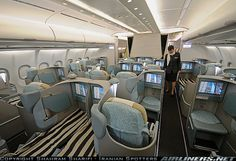 Loved this ride - Etihad A340