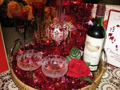 ~Tablescapes By Diane~: Happy Valentine's Day!