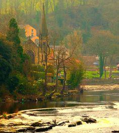 My beautiful, beautiful Wales!
