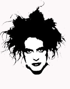 Image result for robert smith silhouette