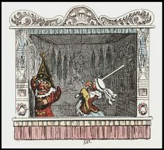 Punch and Judy  by peacay