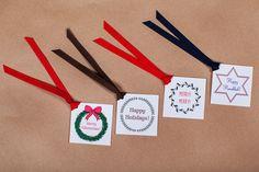 *NEW* donovandesigns holiday bag tags