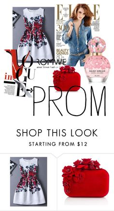 """""""pretty"""" by vildet-1 ❤ liked on Polyvore featuring Jimmy Choo and Marc Jacobs"""