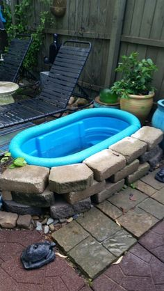 It S An Adult Kiddie Pool Quot I Bought A 750 Gallon Stock