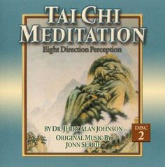 Tai Chi Meditation Eight Direction Perception Vol 2 AUDIO CD * Visit the image link more details.(This is an Amazon affiliate link)