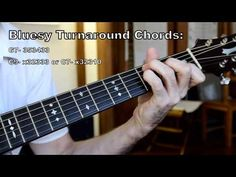 Ray Charles - Georgia on my Mind - Guitar Lesson - YouTube