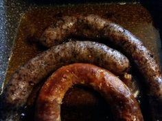 A tökéletes, soha szét nem repedő hurka titka Sausage, Recipes, Diet, Sausages, Ripped Recipes, Cooking Recipes, Medical Prescription