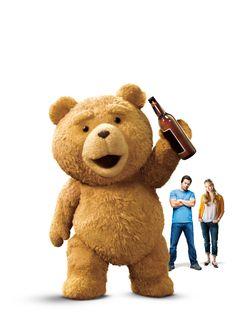 映画『テッド2』 2015.8.28 全国ロードショー