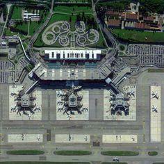 Milan-Malpensa Airport Ferno, Italy