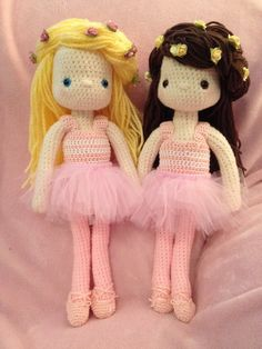 My Crochet Doll, Amigurumi Doll