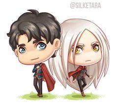Dorian and Manon