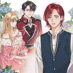 Manga Anime Girl, Kawaii Anime Girl, Manga Art, Manga Books, Manga Collection, Manga Couple, Anime Couples Drawings, Handsome Anime Guys, Anime People