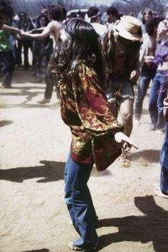 Hippie..