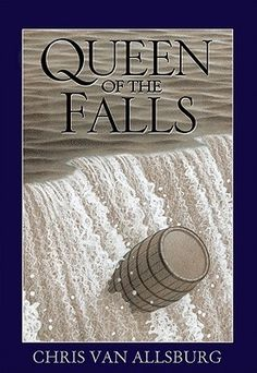 Queen of the Falls by Chris Van Allsburg recounts the amazing story of 62-year-old Annie who was the unlikely first person to go over Niagara Falls in a barrel; she lived to tell about it. Van Allsburg's illustrations are amazing, as usual.