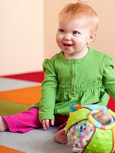 Tips to Encourage Language Development: 6-9 Months - From tall tales to singing songs!