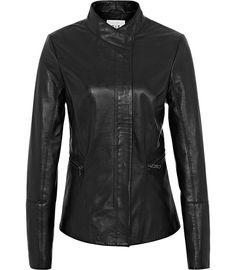 Reiss Harper Leather