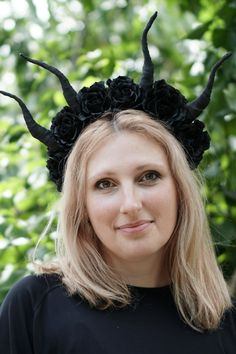 Mori Style Cute Deer ELF Queen cosplay Antlers headband Headdress Halloween Gift