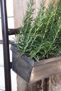 Balkonglåda Zink Balcony Deck, Herbs, Patio, Glass, Garden, Flowers, Outdoor, Inspiration, Terrace