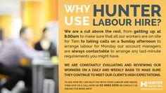 Labour Hire Sydney - Why Use Labour Hire