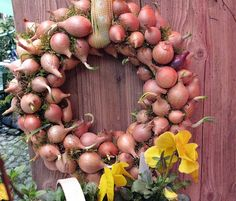 Wreath of onions | por fitcat