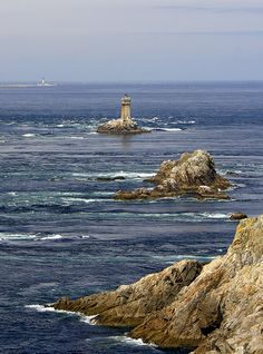 La Pointe du Raz - Finistère