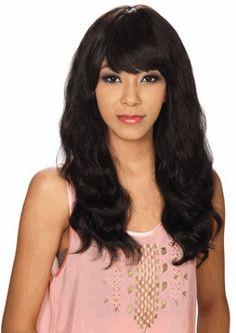 Zury SIS Brazilian Human Hair Wig HR-BRZ STRAIGHT