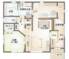 Japanese House, House Plans, Floor Plans, Flooring, How To Plan, Home, Ideas, Home Plans, Ad Home