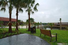 Disney's Polynesian Villas and Bungalows - Disney's Polynesian Village Resort Bora Bora Bungalow - New Sunset Point