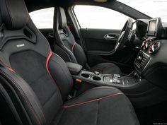 Mercedes-Benz A45 AMG - Interior
