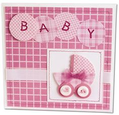 Cute concept for a baby girl!