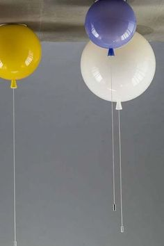 Memory - Balloon Ceiling Light - Colour Options Available