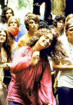 Girls of Woodstock, 1969