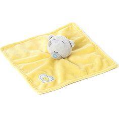 Me to You - Tiny Tatty Teddy Baby Comforter Yellow
