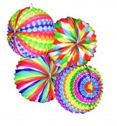 Gelbe Party Dekoration gelb Geburtstag Gartenparty Fasching Karneval Kinder