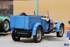 1929 Bugatti Type 40 Camionette
