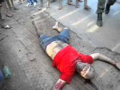 Vídeo mostra homem sendo executado com dois disparos à luz do dia na cid...